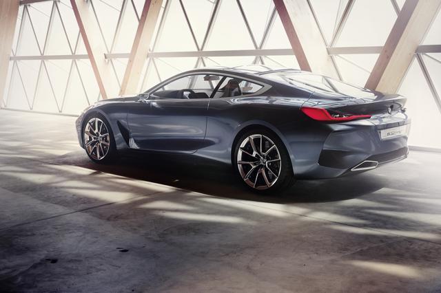 画像: BMWクーペの本質とは、純粋無垢なダイナミクスをまとったモダン・ラグジュアリーにあり。