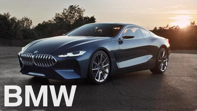 画像: BMW Concept 8 Series. Return to a new era. www.youtube.com
