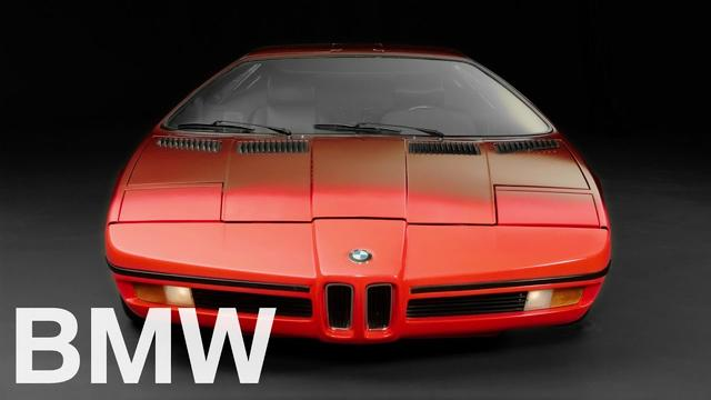 画像: BMWグループデザイン副社長 Adrian van Hooydonkが語る、 The BMW Turbo. BMW Concept Cars. Ideas that proved true. www.youtube.com