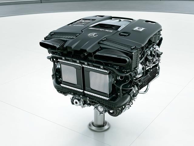 """画像: 搭載する""""M177""""エンジン。コンパクトな設計であることも大きな特徴。"""