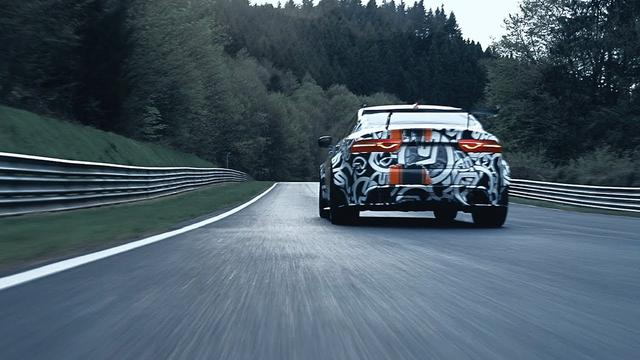 画像: Jaguar | Introducing the XE SV Project 8 www.youtube.com