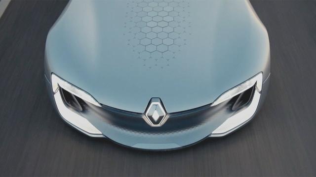 画像: Renault TREZOR : l'esprit d'une nouvelle génération I Renault www.youtube.com