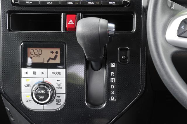 画像: トヨタ タンクのトランスミッションは、エンジン/駆動方式にかかわらずすべてCVTとなる。