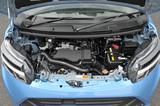 画像: 試乗車のエンジンは1L直3DOHCの1KR-FE型。これ以外にも1L直3DOHCターボの1KR-VET型も設定している。