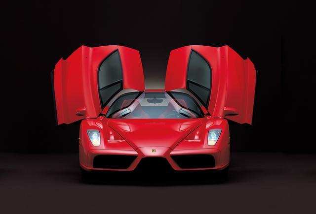 """画像: フェラーリ70周年の今年、思い出されるあの名車""""エンツォ フェラーリ""""登場の2002年は凄かった【トピックス】 - Webモーターマガジン"""
