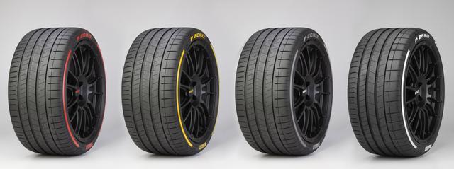画像: 【タイヤ】ピレリ、サイドウオールがカラフルなタイヤを日本市場に導入 2017年6月6日 - Webモーターマガジン