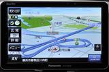 画像: 地図画面はこんな感じ。複雑な道だが高い自車位置測位を実現しているのがわかる。