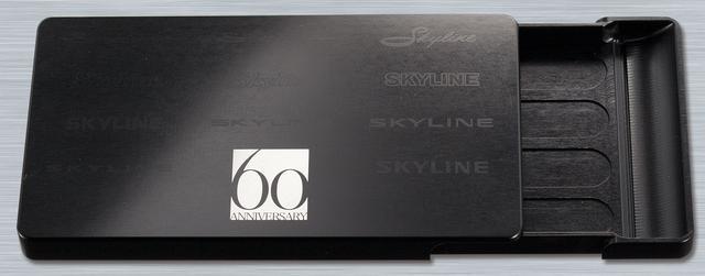 画像: スカイライン60周年記念モデル