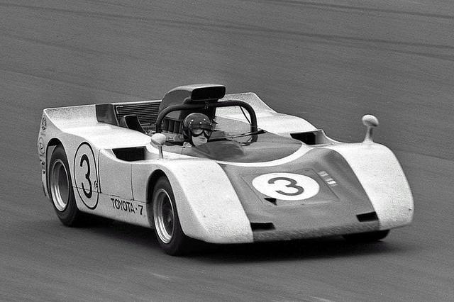画像: 第二世代:1969年 日本グランプリ