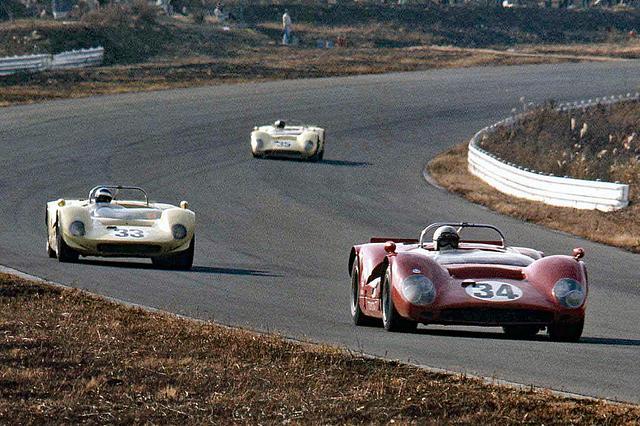 画像: 初代:1968年 日本CAN-AM