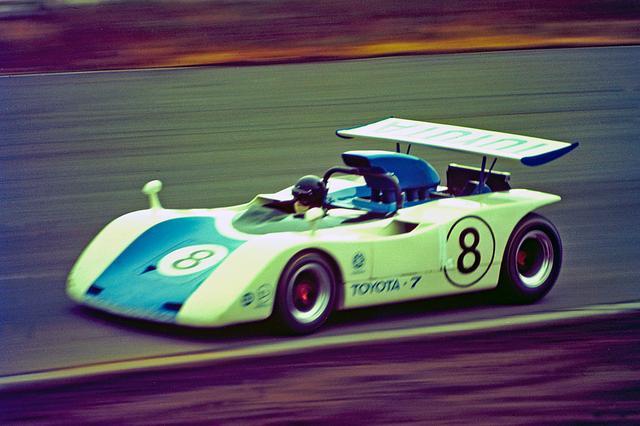 画像: 第二世代:1969年 日本CAN-AM