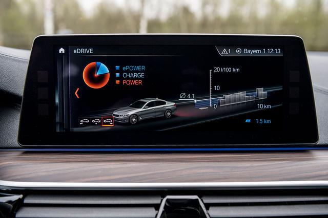 画像: 10.25インチのディスプレイは、指や手の動きを感知することでシステム操作が可能な「ジェスチャーコントロール機能」も採用される。