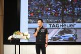 画像: 佐藤琢磨 インディ500優勝凱旋報告記者会見で語った、ラスト5周の緻密な戦略