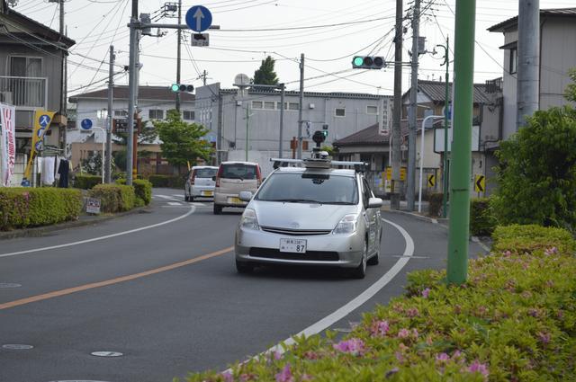 画像: 完全自律型自動運転は地域・路線を限定するなどにより、過疎地等での公共交通機関としても実現が期待されるものだ。