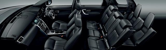 画像2: ロングドライブも安全の高い実用性と安全性を「標準装備」