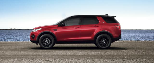 画像: エクステリアカラーは5色から選べるが、ぞれぞれサントリーニブラックが20台、フィレンツェレッド42台、ユーロンホワイト20台、インダスシルバー10台、ロワールブルー4台の限定となる。外観的には、サントリーニブラックを除くグレードに、ブラック・デザイン・パックとブラック・コントラストルーフが装着されるのが特長だ。