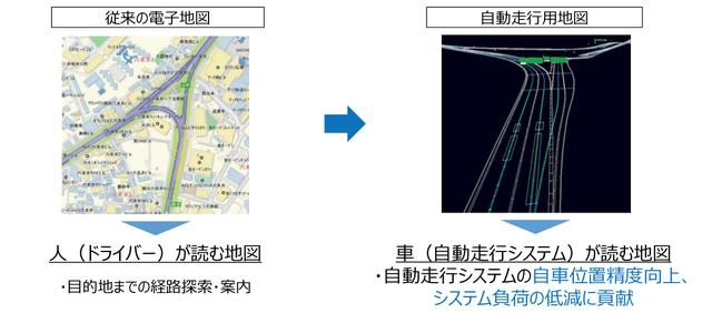 画像1: ダイナミックマップ基盤株式会社 「経営ビジョン」より