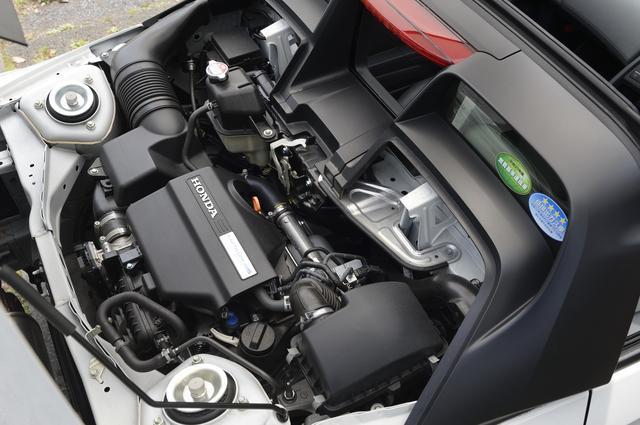 画像: S660 エンジン S07A型直3DOHCターボエンジン。排気量は658cc。