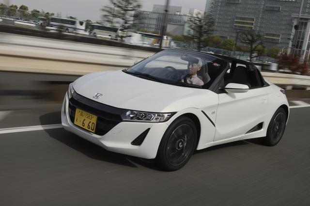 画像: S660 α(218万円)。6速MT仕様、CVT仕様とも価格は同じ。