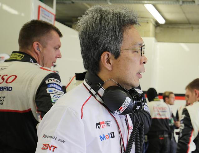 画像: 佐藤俊男 TOYOTA GAZOO Racingチーム代表のコメント