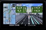 画像: 首都高速の分岐案内も実際のものと同じ看板で迷わない。