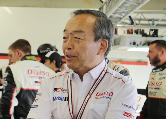画像: トヨタ自動車株式会社 取締役会長 内山田 竹志氏のコメント