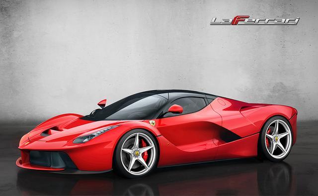 画像: 2013年に登場した「ラ フェラーリ」。F1直系のハイブリッド技術が活かされている。
