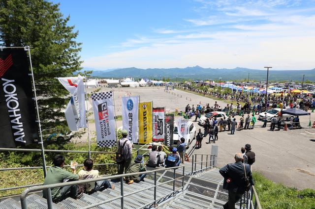 画像5: 竹岡圭が2回目の全日本ラリーに挑戦! 悪戦苦闘の末、クラス4位完走