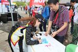 画像2: 竹岡圭が2回目の全日本ラリーに挑戦! 悪戦苦闘の末、クラス4位完走
