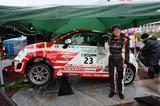 画像3: 竹岡圭が2回目の全日本ラリーに挑戦! 悪戦苦闘の末、クラス4位完走