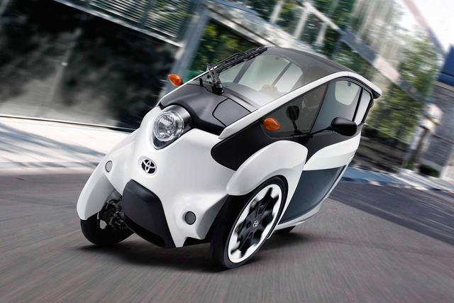 画像: 【屋外実演】i-ROAD。次世代モビリティに試乗できるのは9月16日(土)10:00-16:00。
