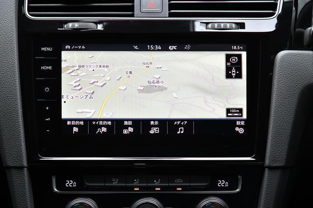 画像: ナビシステム「ディスカバープロ」も8インチから9.2インチに変更している。