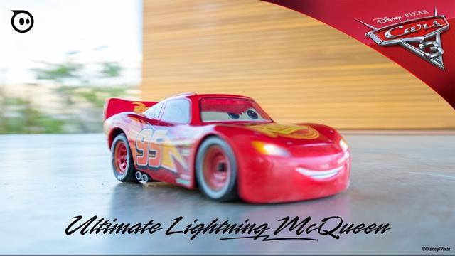 画像: Ultimate Lightning McQueen by Sphero www.youtube.com