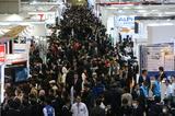 画像: 会場はとにかく人、人、人。凝縮感では東京モーターショーすら凌ぐかも。 www.autonomous-drive.jp