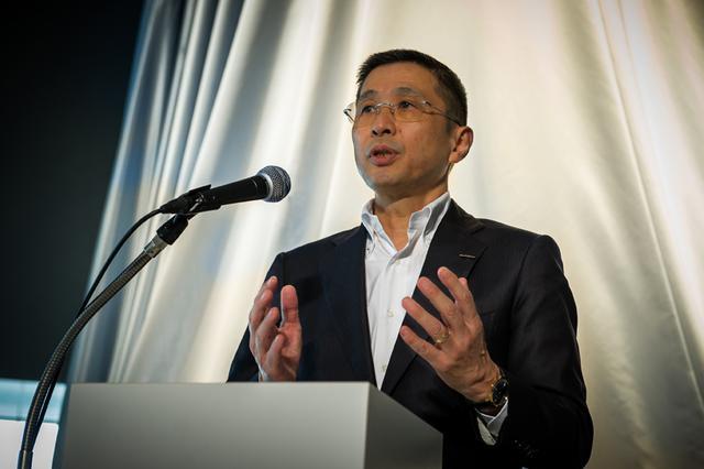 画像: 冒頭挨拶に立った西川廣人CEO。「激動の時代があったからこそ今がある。自信をもってさらなる発展にチャレンジしていく」と決意を新たに。