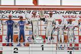 画像: 37号車ニック・キャシディはうれしい初勝利