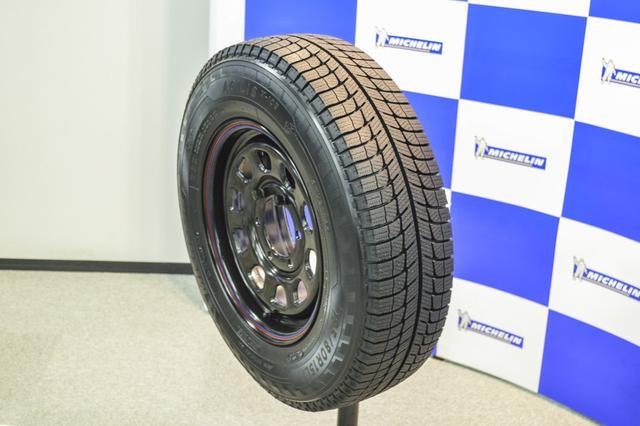 画像: 商用車向けスタッドレスタイヤ「AGILIS X-ICE」はトヨタ ハイエースなどに