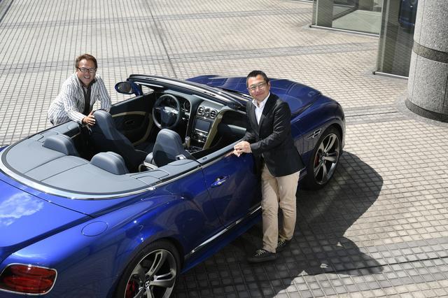 画像: 西川淳(にしかわじゅん)<左>:スーパーカーブームの時代からクルマが大好きでモータージャーナリストに。大谷達也(おおたにたつや)<右>:自動車専門誌の編集者からフリーへ。オールマイティなジャーナリスト。
