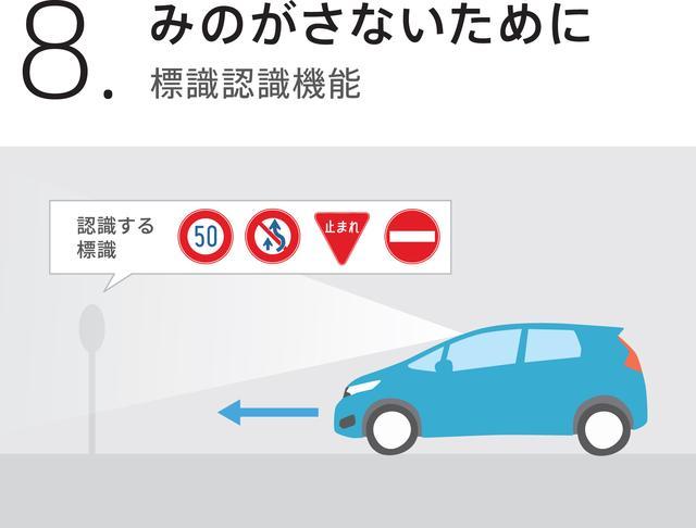 画像9: フィットをマイナーチェンジ! ~デザインを一新し、Honda SENSING を採用~