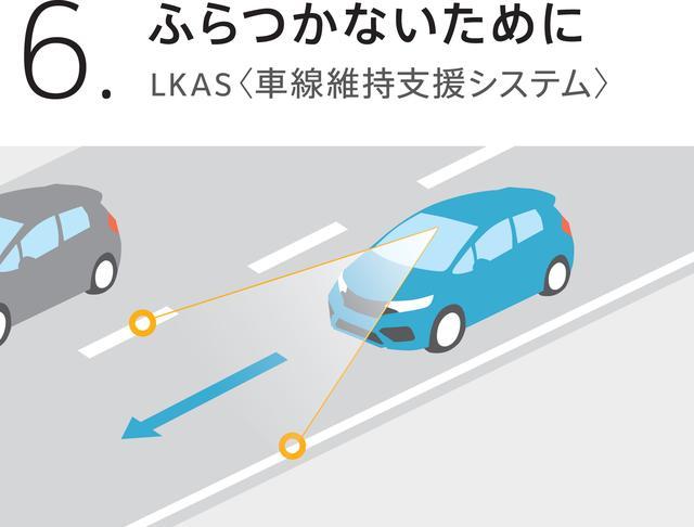 画像7: フィットをマイナーチェンジ! ~デザインを一新し、Honda SENSING を採用~