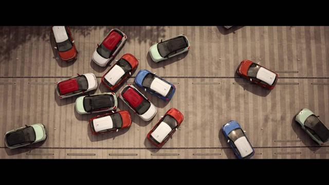 画像: New Citroën C3: Baby colors www.youtube.com