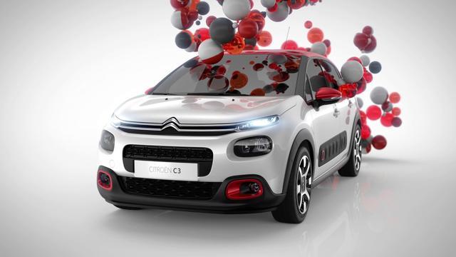画像: New Citroën C3 Aircross compact SUV, Design Legacy www.youtube.com