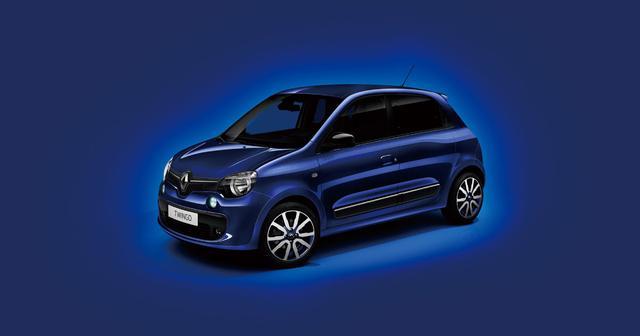 画像: Renault Japon | ルノー トゥインゴ ノクターン