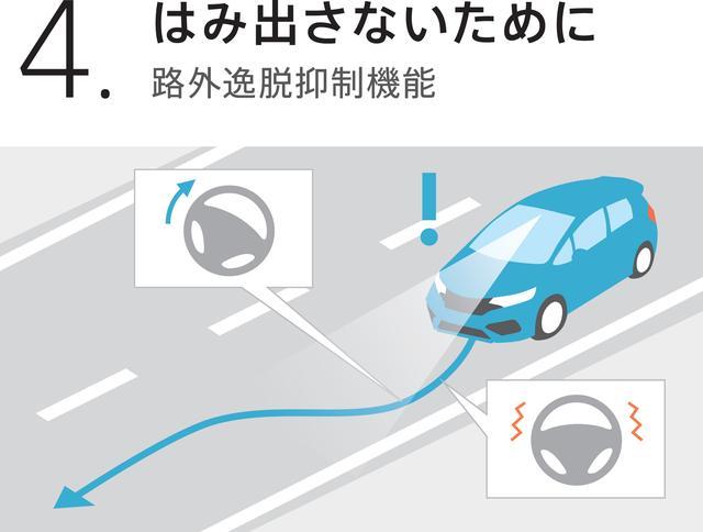 画像5: フィットをマイナーチェンジ! ~デザインを一新し、Honda SENSING を採用~