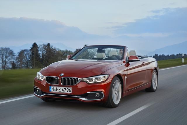画像: 【海外試乗】BMW 430i カブリオレは、日常域の質感も好ましく進化【後編】