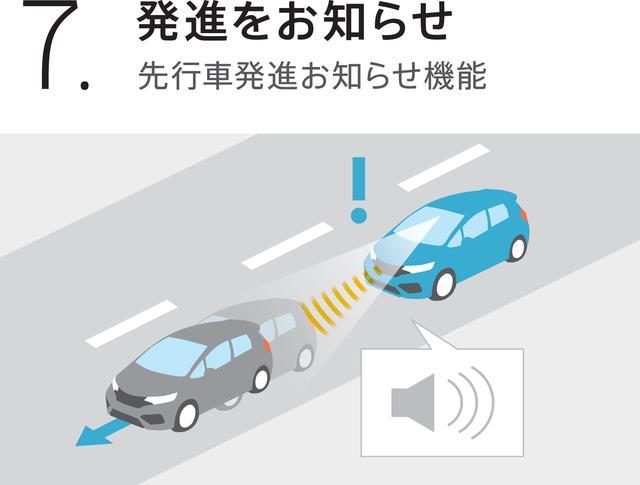 画像8: フィットをマイナーチェンジ! ~デザインを一新し、Honda SENSING を採用~