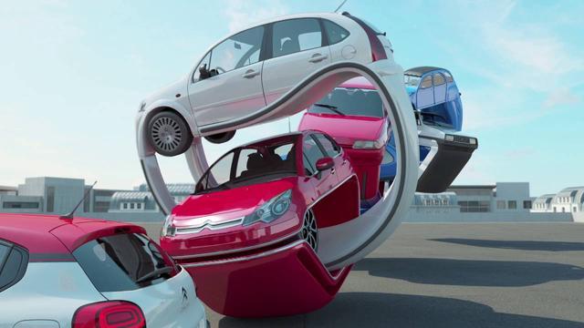 画像: New Citroën C3: Genealogy - YouTube www.youtube.com