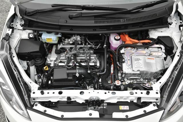 画像: エンジンのパワースペックやハイブリッドのシステムはそのままに効率を向上して燃費をアップ。