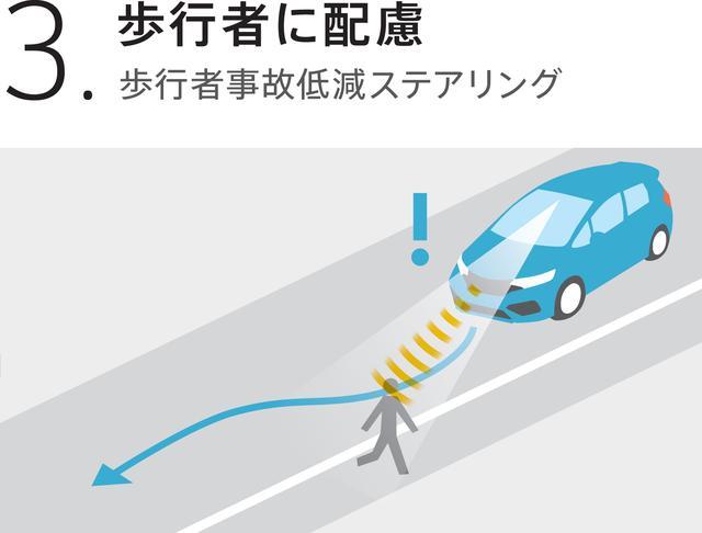 画像4: フィットをマイナーチェンジ! ~デザインを一新し、Honda SENSING を採用~