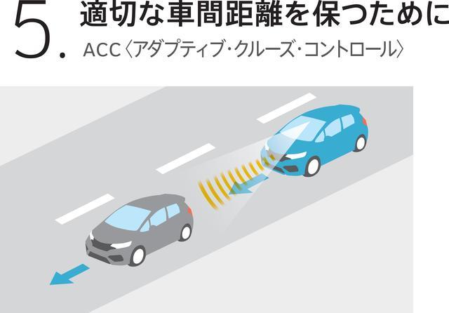 画像6: フィットをマイナーチェンジ! ~デザインを一新し、Honda SENSING を採用~